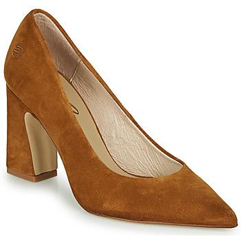 Zapatos Mujer Zapatos de tacón Betty London MONDI Cognac
