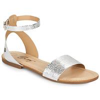 Zapatos Mujer Sandalias Betty London GIMY Plata