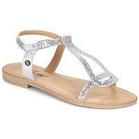 Zapatos Mujer Sandalias Betty London MISSINE Plata
