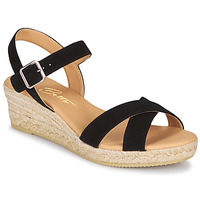 Zapatos Mujer Sandalias Betty London GIORGIA Negro