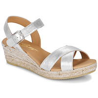 Zapatos Mujer Sandalias Betty London GIORGIA Plata