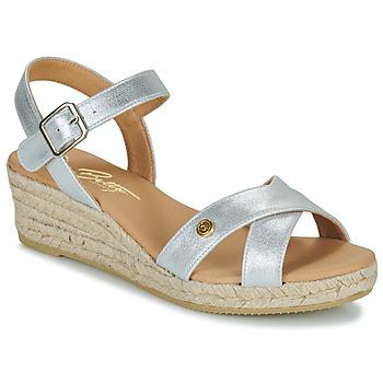 Zapatos Mujer Sandalias Betty London GIORGIA Plata