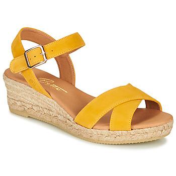 Zapatos Mujer Sandalias Betty London GIORGIA Amarillo