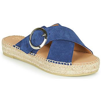 Zapatos Mujer Zuecos (Mules) Betty London MARIZETTE Marino