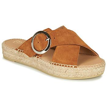 Zapatos Mujer Sandalias Betty London MARIZETTE Cognac