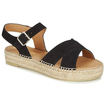 Zapatos Mujer Sandalias Betty London MIZOU Marino