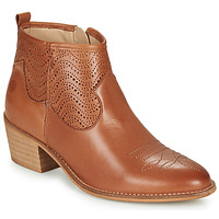 Zapatos Mujer Botines Betty London MARILENE Camel