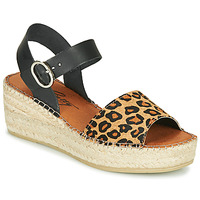 Zapatos Mujer Sandalias Betty London MARILUS Leopardo