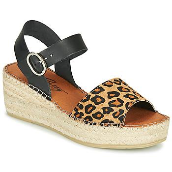 Zapatos Mujer Sandalias Betty London MARILUS Leopardo