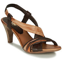 Zapatos Mujer Sandalias Betty London POULOI Camel