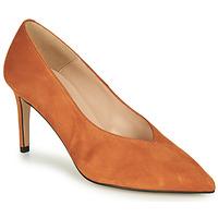 Zapatos Mujer Zapatos de tacón Betty London MINATTE Cognac