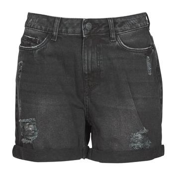 textil Mujer Shorts / Bermudas Noisy May NMSMILEY Negro