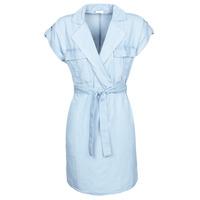 textil Mujer Vestidos cortos Noisy May NMVERA Azul / Claro