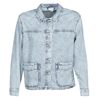 textil Mujer Chaquetas / Americana Noisy May NMMELODIE Azul / Claro