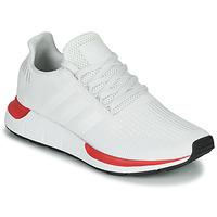 Zapatos Hombre Zapatillas bajas adidas Originals SWIFT RUN Blanco / Rojo