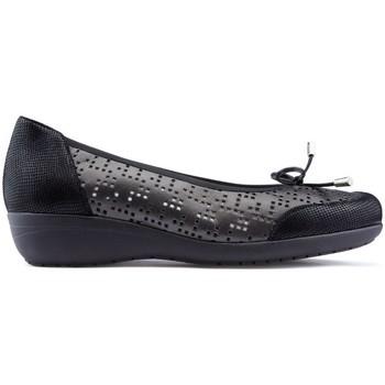 Zapatos Mujer Bailarinas-manoletinas Drucker Calzapedic PLANTILLA EXTRAIBLE NEGRO