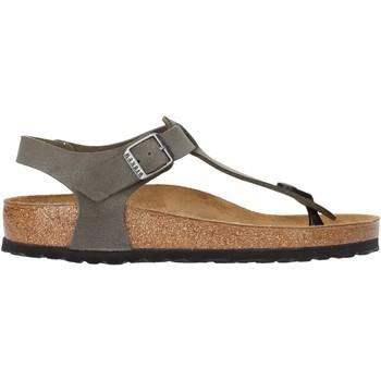 Zapatos Hombre Sandalias Birkenstock - Kairo verde militare 147161 VERDE