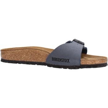 Zapatos Hombre Zuecos (Mules) Birkenstock - Madrid blu 040123 BLU