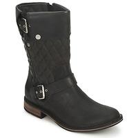 Zapatos Mujer Botas de caña baja UGG CONOR Negro