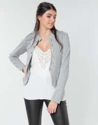 textil Mujer Chaquetas / Americana Only ONLANNETTA Gris