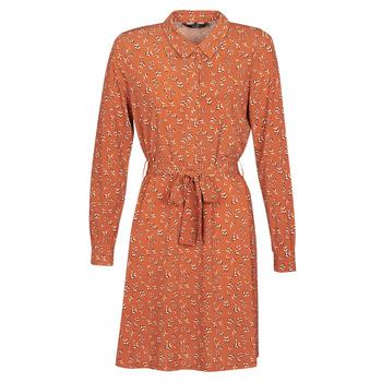 textil Mujer vestidos cortos Vero Moda VMTOKA Rojizo