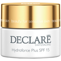 Belleza Hidratantes & nutritivos Declaré Hydro Balance Hydroforce Plus Spf15 Cream Declaré 50 ml