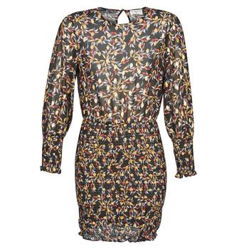 textil Mujer vestidos cortos Moony Mood FOUTILA Negro