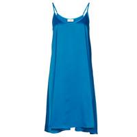 textil Mujer Vestidos cortos Moony Mood MOLETTE Azul