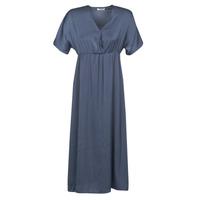 textil Mujer vestidos largos Betty London MOUDA Marino
