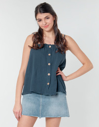textil Mujer Tops / Blusas Betty London MOUDANE Marino