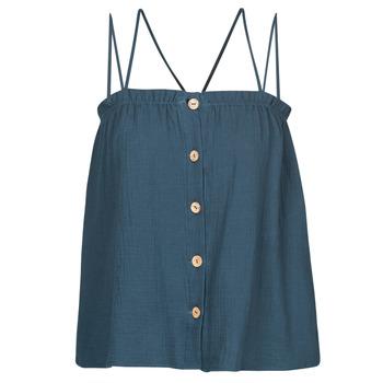 textil Mujer Tops / Blusas Betty London MOUDANE Marino