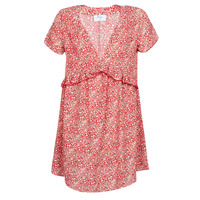 textil Mujer vestidos cortos Betty London MARIDOUNE Rojo
