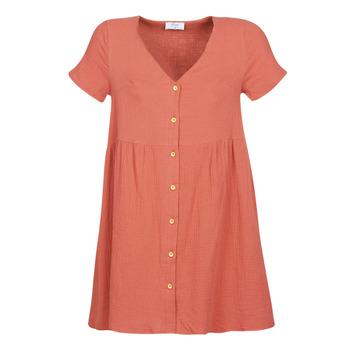 textil Mujer vestidos cortos Betty London MARDI Terracota
