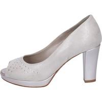 Zapatos Mujer Zapatos de tacón Lady Soft de salón gamuza sintética beige