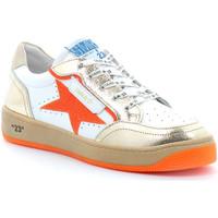 Zapatos Mujer Zapatillas bajas Semerdjian ARTO Blanc