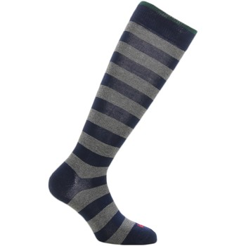 Accesorios Hombre Calcetines In The Box STRIPE RUGBY gris
