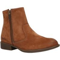 Zapatos Niños Botas de caña baja Kickers 542761-30 ROX Marr?n
