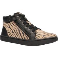 Zapatos Niños Zapatillas altas Kickers 572062-30 LYLUBY Blanco