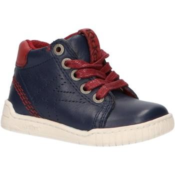 Zapatos Niños Botas de caña baja Kickers 736260-10 WINZ Azul