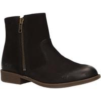 Zapatos Niños Botas de caña baja Kickers 542761-30 ROX Negro
