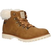 Zapatos Niña Botas de nieve MTNG 47877 Marr?n