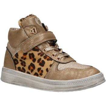 Zapatos Niña Botas de caña baja MTNG 47875 Gold