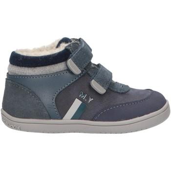 Zapatos Niño Zapatillas altas Mayoral 42066 Azul