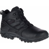 Zapatos Hombre Senderismo Merrell Moab 2 Mid Response Waterproof Negros