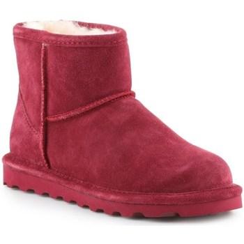 Zapatos Mujer Botas de nieve Bearpaw Alyssa Rojo burdeos