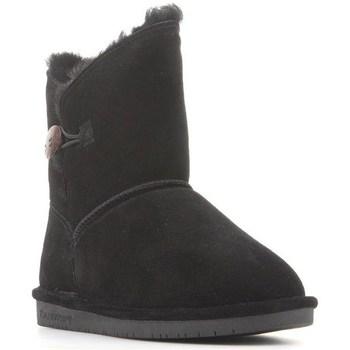 Zapatos Mujer Botas de nieve Bearpaw Rosie Negros