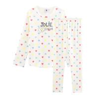 textil Niña Pijama Petit Bateau FIONA Multicolor