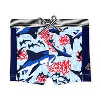 textil Niño Bañadores Petit Bateau FEUILLAGE Multicolor