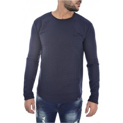 textil Hombre jerséis Goldenim Paris Jersey & Cardigans 1234 azul