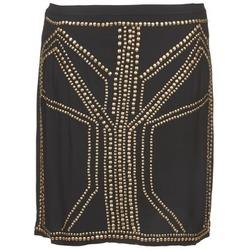 textil Mujer Faldas Stella Forest STOULI Negro